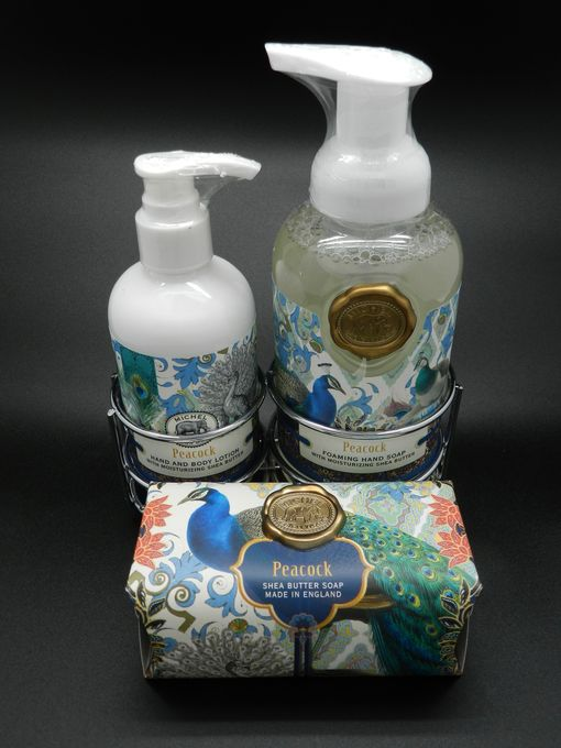 Retail Products - Michel Design Works Soaps